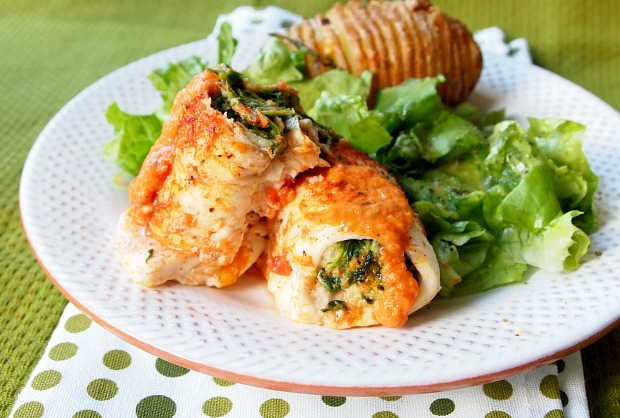 The Joy of Kosher Baked and Stuffed Fish Fillets by Tamar Genger