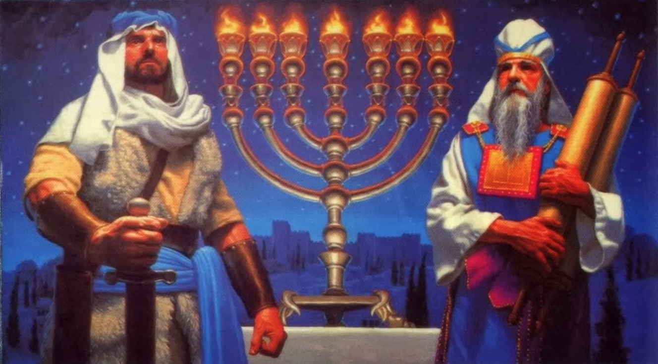 Chanukah Lights and Yosef's Beautiful Goblet by Rav Brazil | Parshas Mikeitz